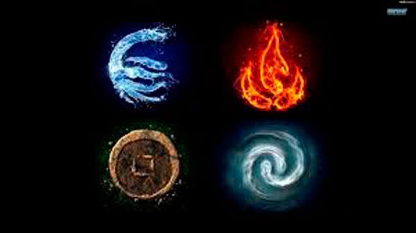 Четыре стихии в астрологии
